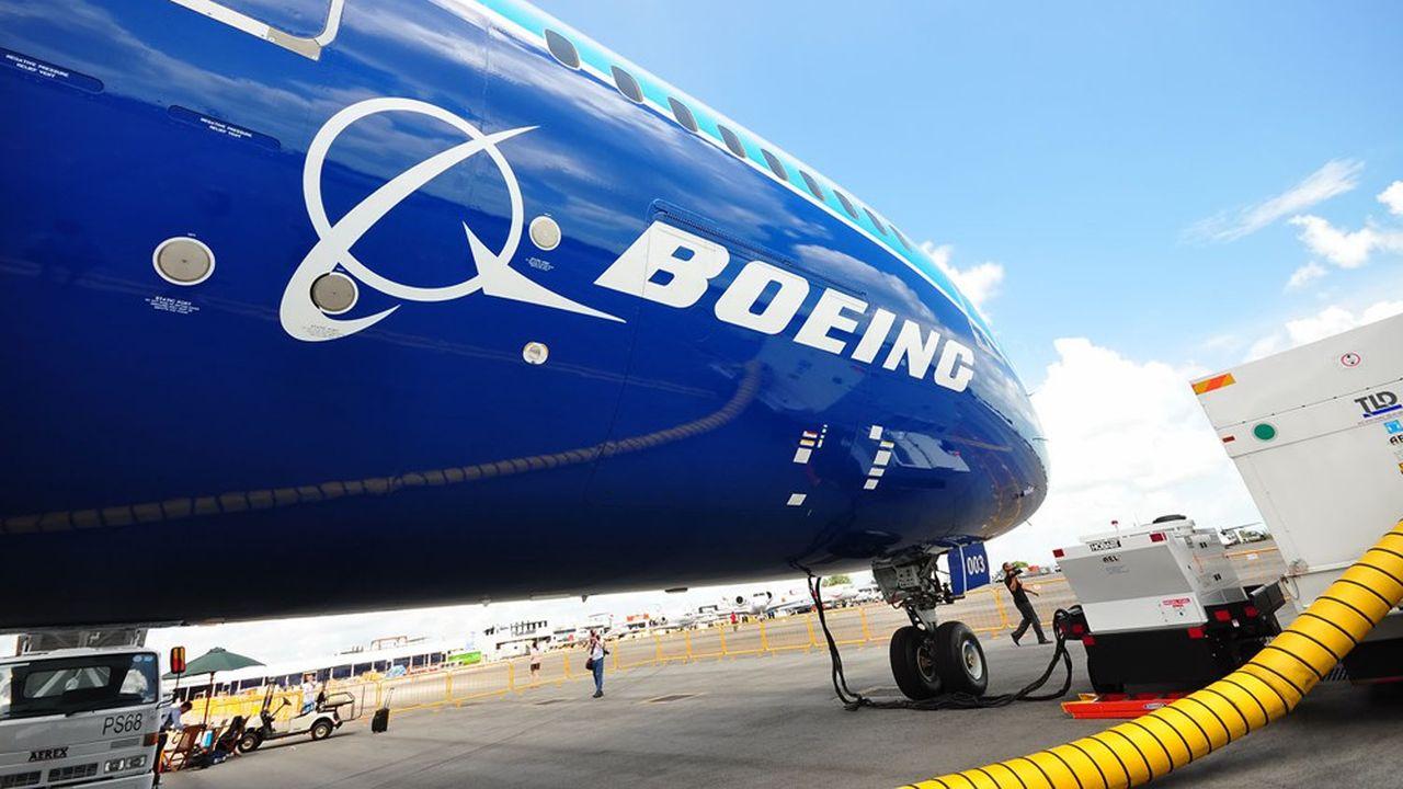 Au vu du carnet de commandes, la part de marché de Boeing est tombée à 40%.