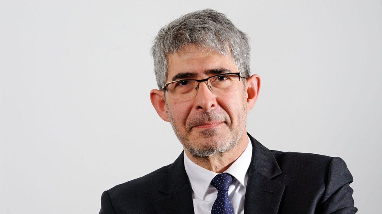 Gilles Bloch, président-directeur général de l'Inserm, affirme que «la France a tenu son rang» en matière de recherche pendant la crise du Covid.
