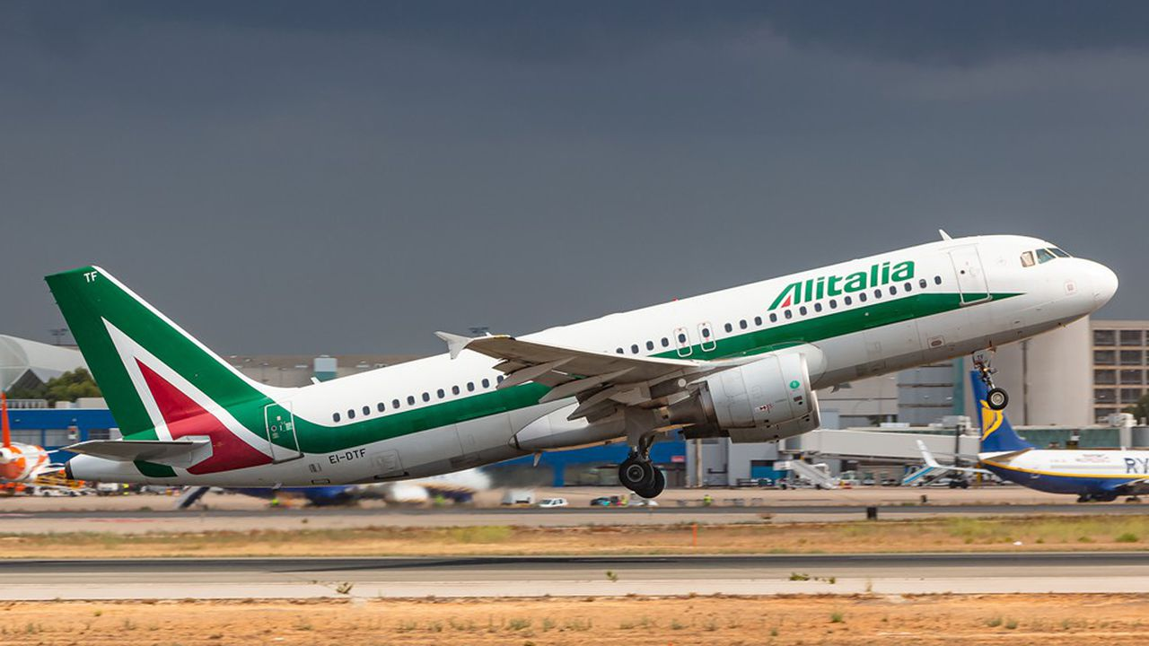 Une partie de la flotte d'Alitalia va être rachetée par la nouvelle compagnie Ita, qui espère décoller à l'été.