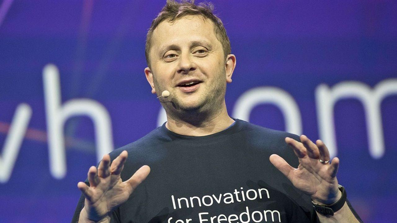Octave Klaba veut racheter Blade, la pépite française du cloud computing - Les Échos