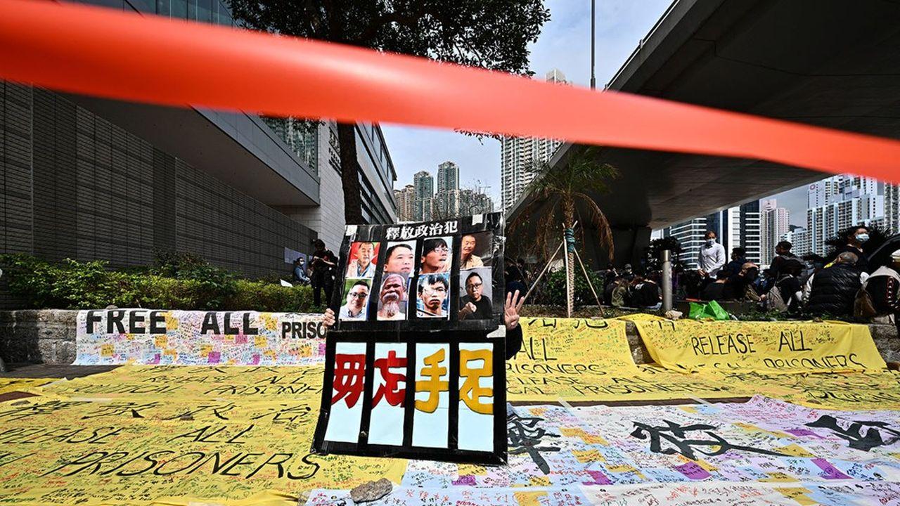Pékin décidé à museler toute opposition à Hong Kong