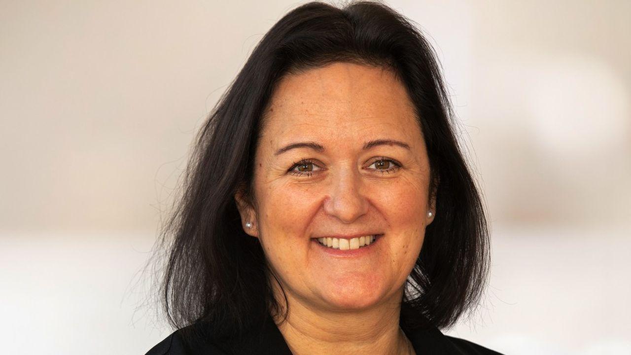 Mieke Van de Capelle, directrice des ressources humaines de Firmenich.
