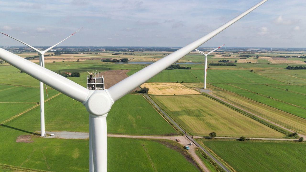 Nouveau champion de l'éolien grâce à sa filiale Gamesa, Siemens Energy entre au DAX 30 six mois après son introduction en Bourse.