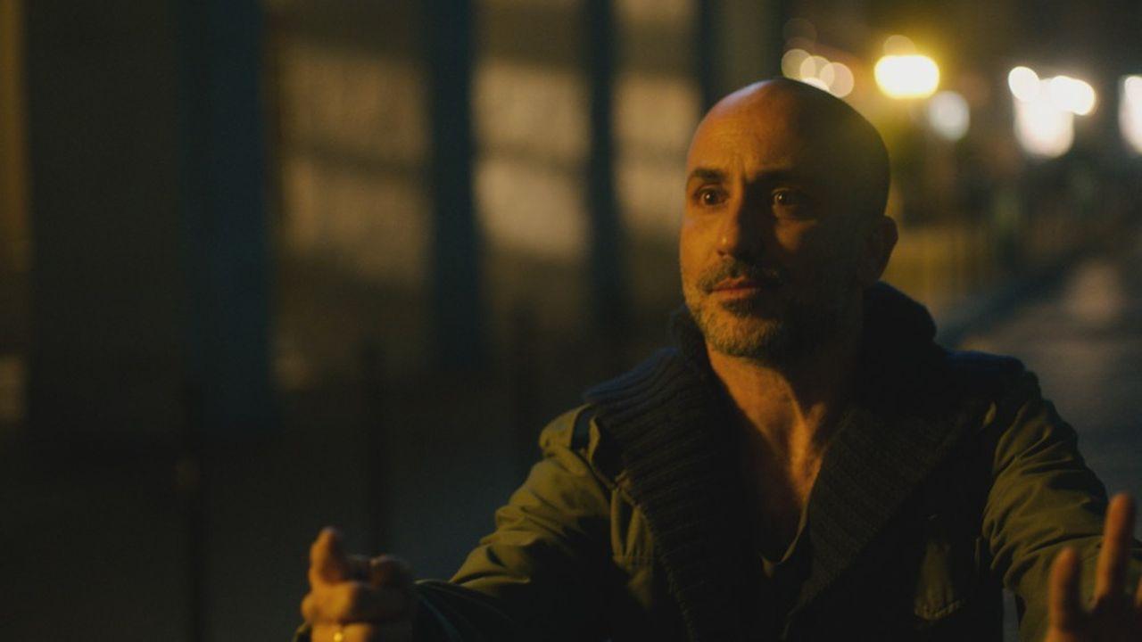 Eli Ben-David, créateur, réalisateur et acteur, dans «The Attaché»