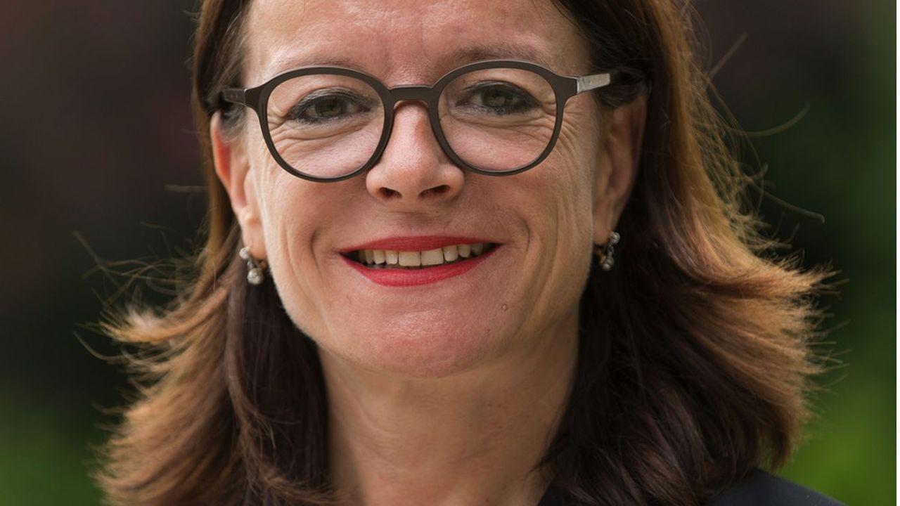 La députée LREM d'Ille-et-Vilaine Laurence Maillart-Méhaignerie préside la commission spéciale chargée d'examiner le projet de loi climat et résilience.