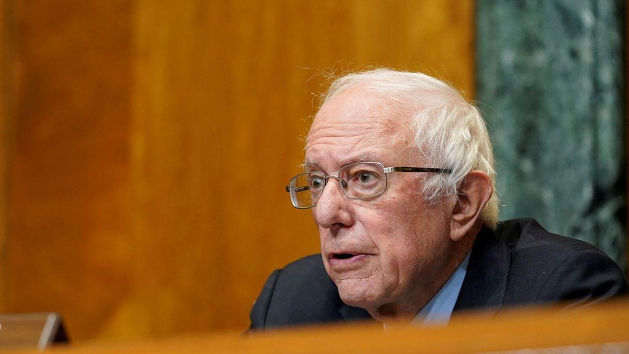 Si la mesure ne devrait pas être intégrée dans le plan de soutien de Joe Biden, Bernie Sanders ne s'avoue pas vaincu sur le front du salaire minimum.