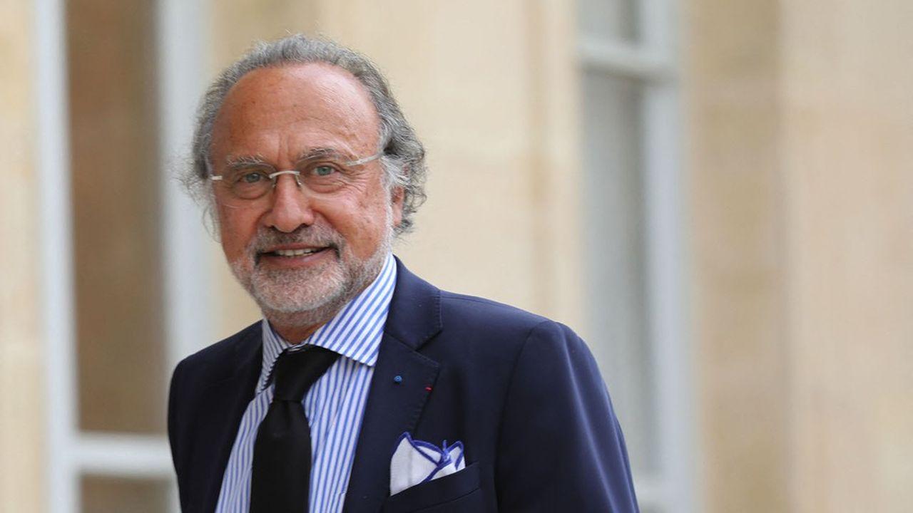 Le député LR de la 1re circonscription de l'Oise, Olivier Dassault (69 ans), s'est tué dans l'accident de son hélicoptère près de Deauville dimanche.