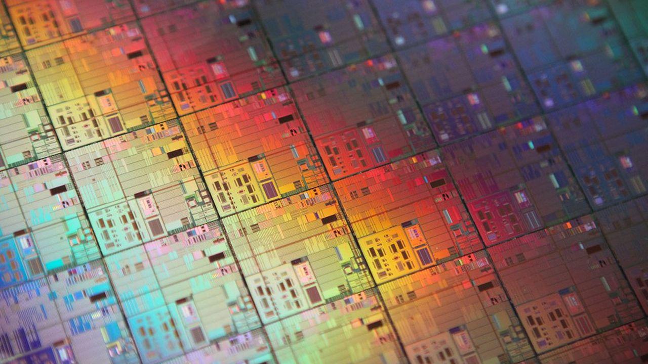 En 2021, le marché des semi-conducteurs devrait croître de 8,4%, selon la World Semiconductor Trade Association.