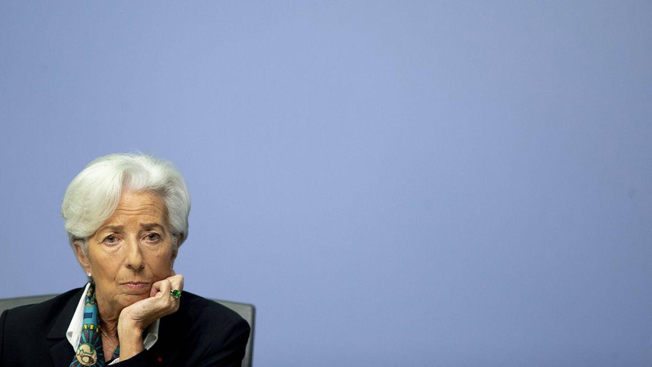 La BCE très attendue face à la hausse des taux - Les Échos
