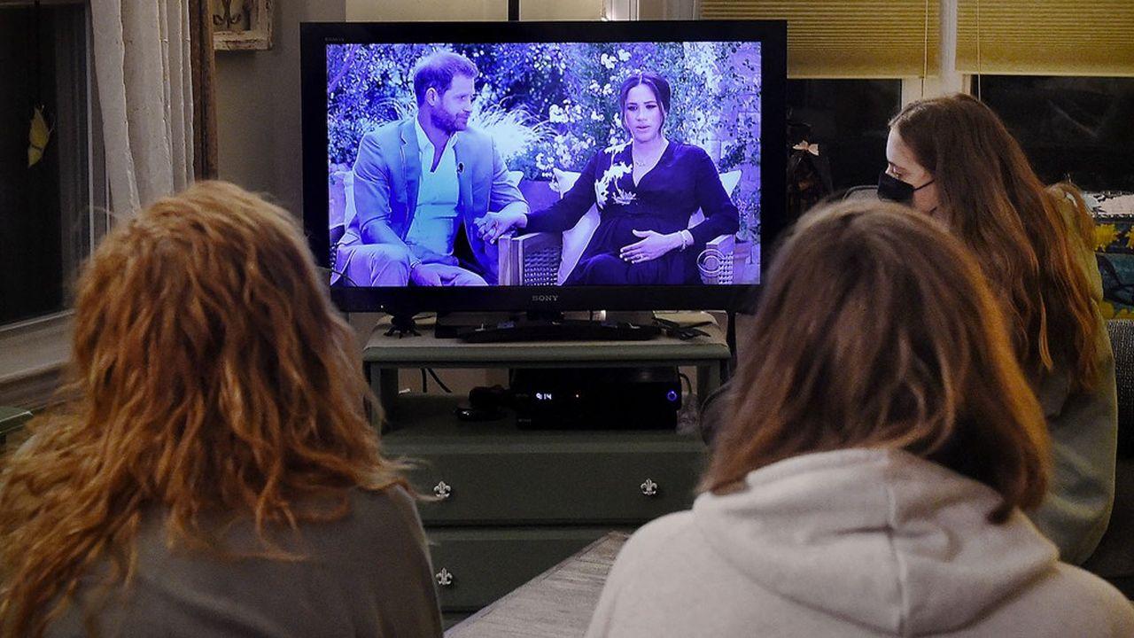 CBS aurait payé au moins 7 millions de dollars pour l'interview choc de Meghan et Harry