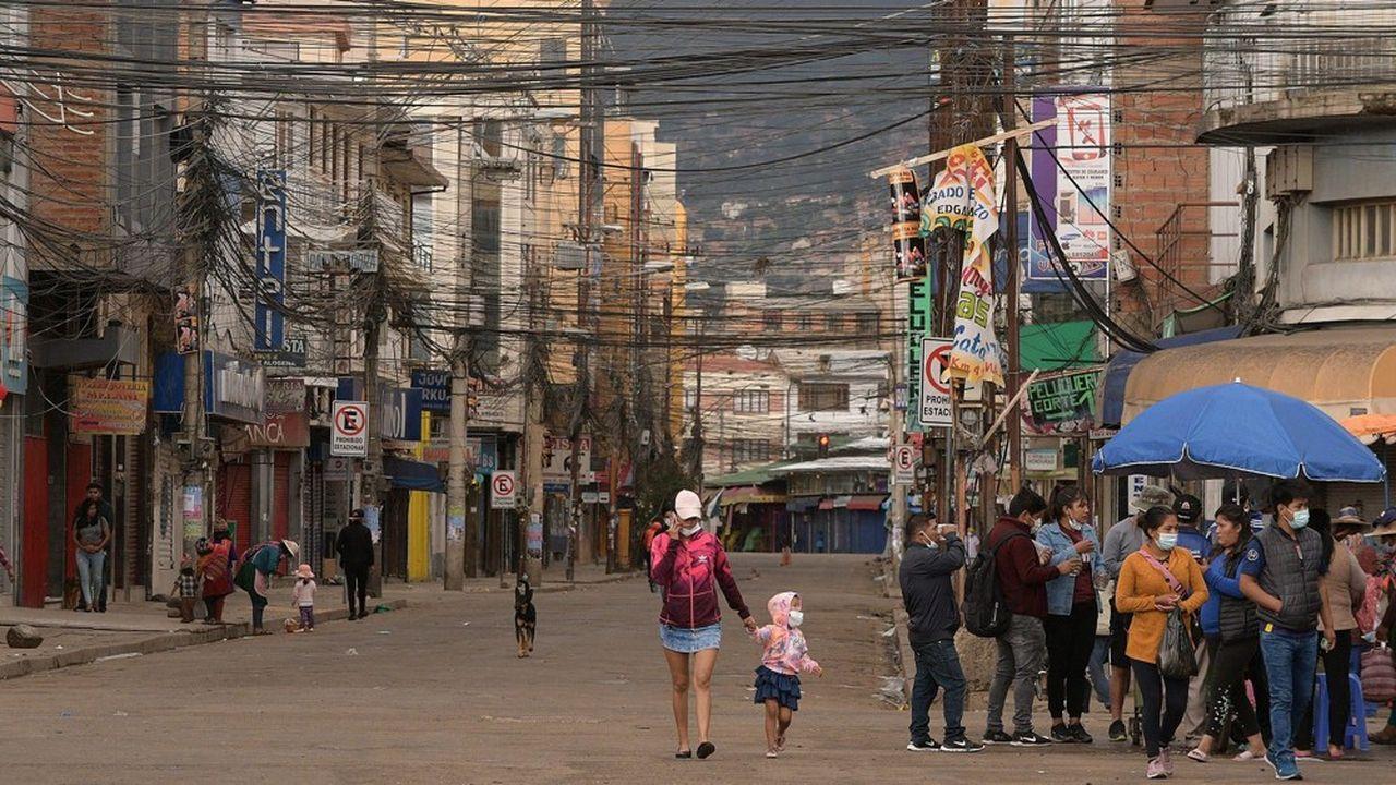 La ville de Cochabamba, le fief d'Evo Morales, pourtant acquise au Mouvement vers le Socialisme (MAS) a été remportée par l'opposition comme la capitale La Paz lors des élections municipales.