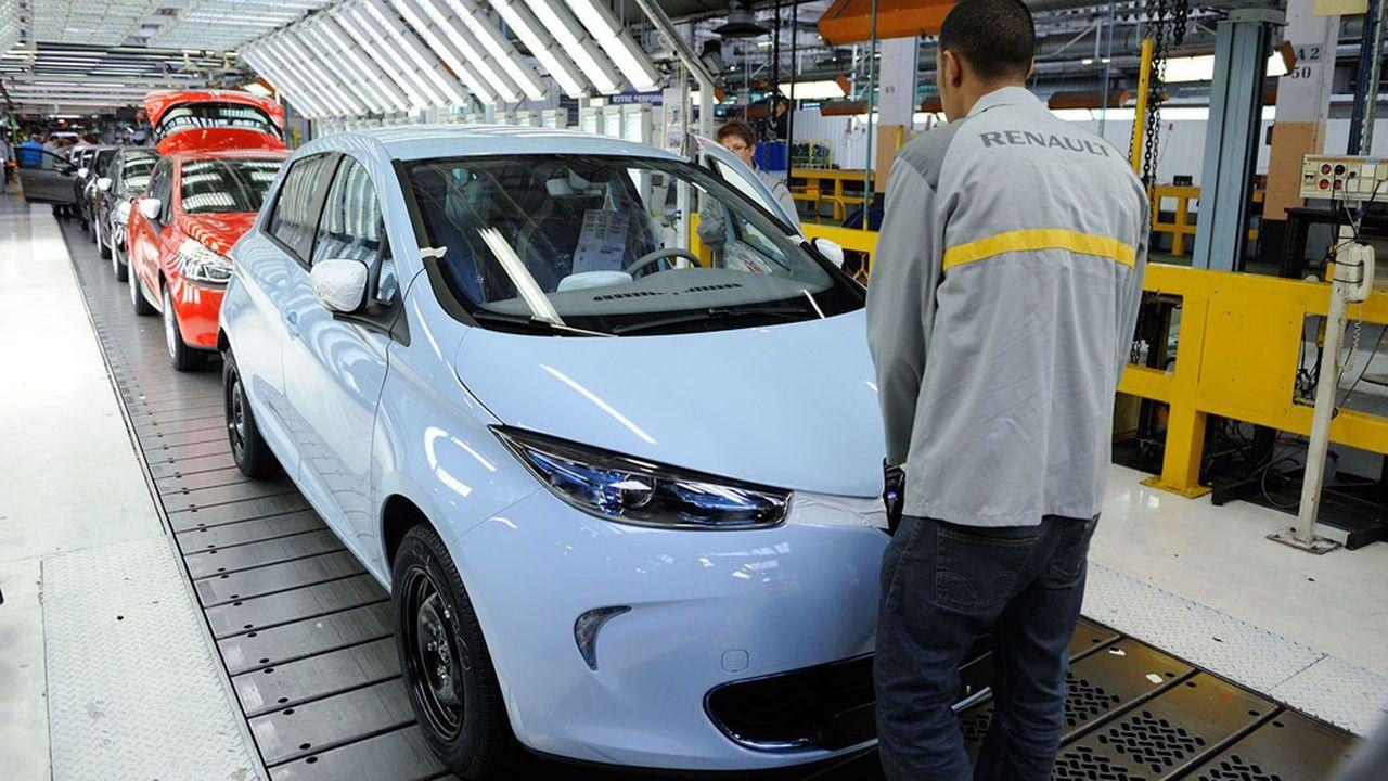 Les nouveaux gagnants de l'automobile électrique dans les starting-blocks