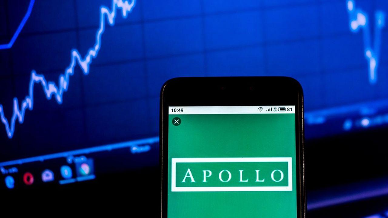 Apollo lance une fusion géante avec sa filiale d'assurance-vie Athene