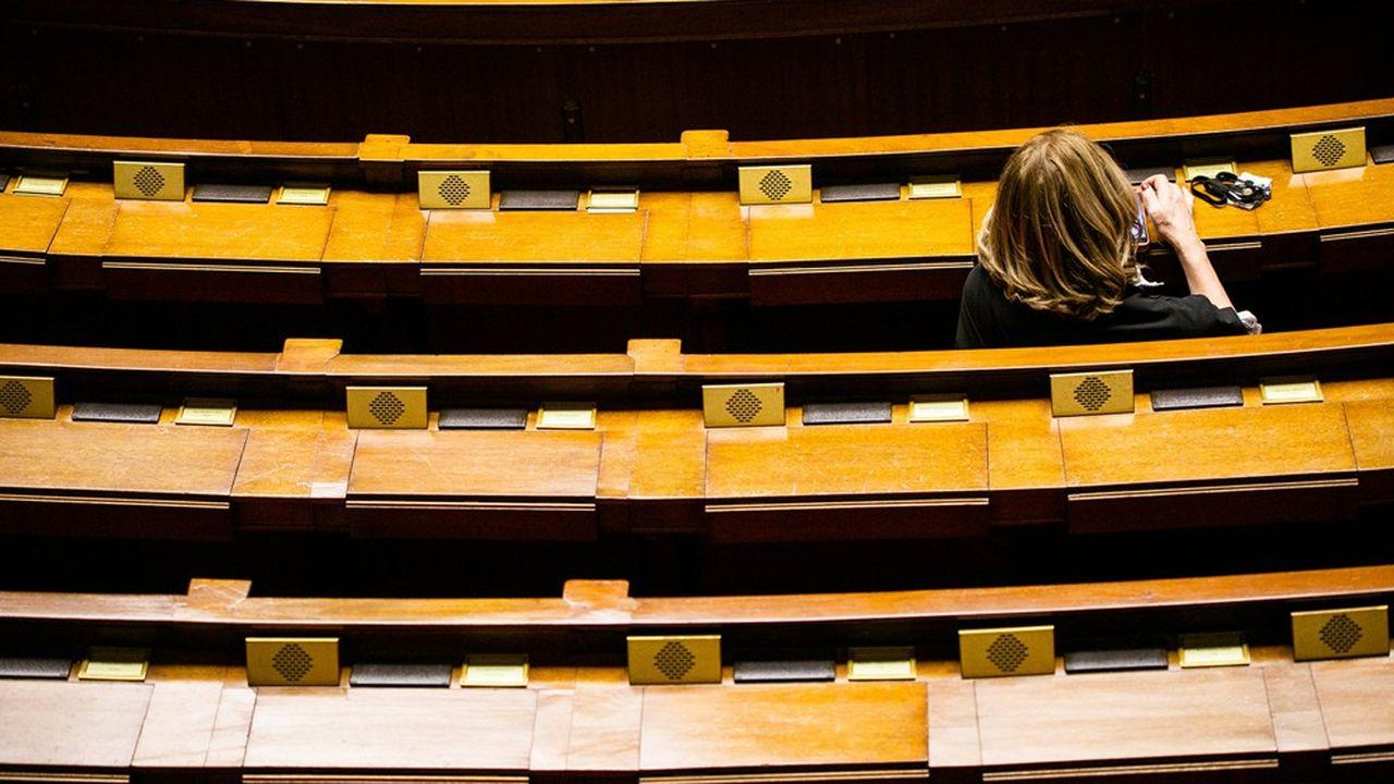 Les femmes encore largement sous-représentées en politique