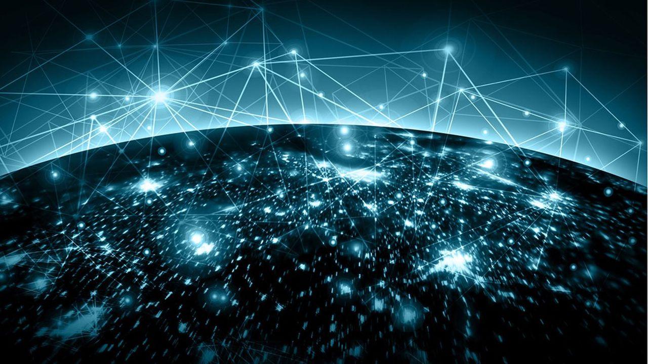 Le très haut débit a permis à nombre d'entreprises de poursuivre leurs activités.