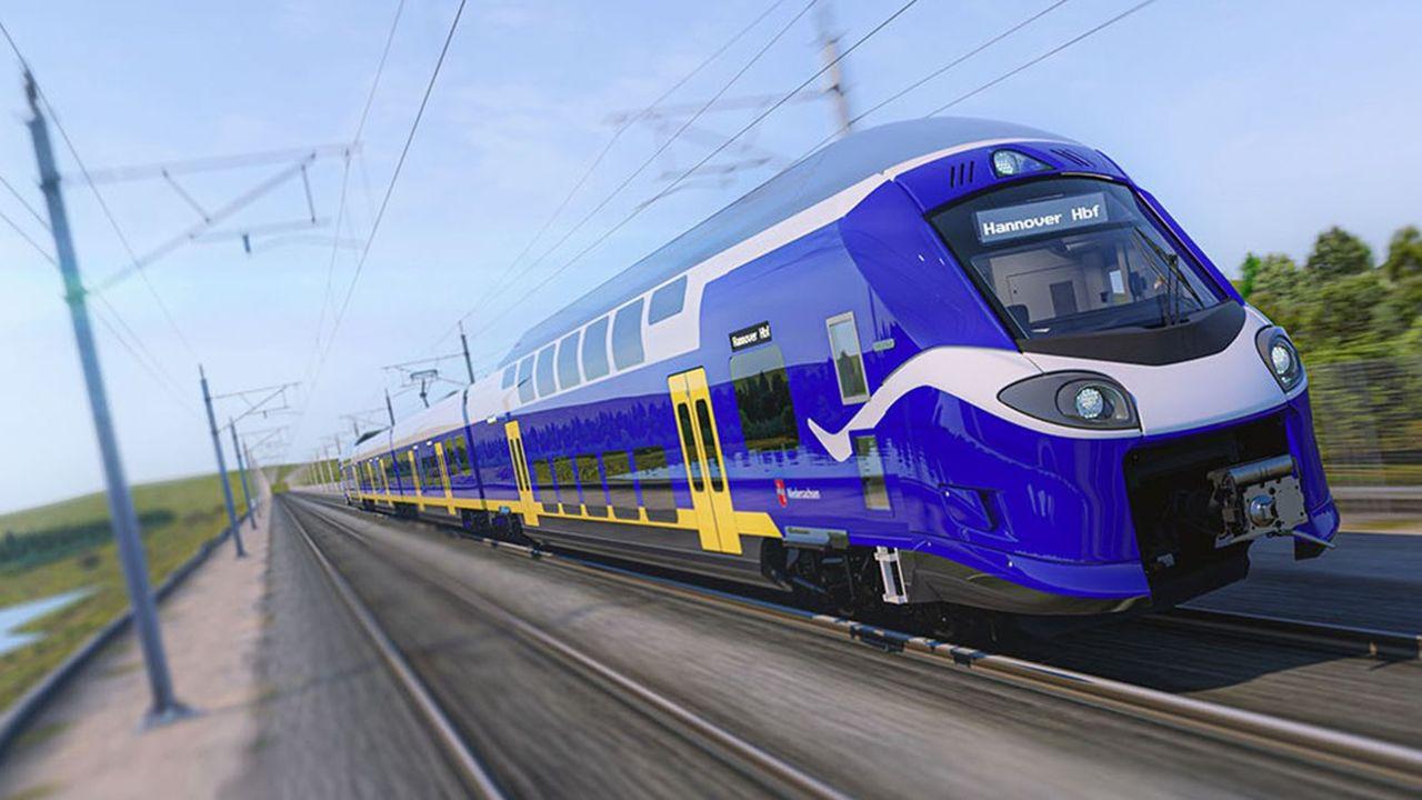 La Basse-Saxe renouvelle son matériel régional pour une ligne à fort trafic, reliant Hanovre à la côte de la mer du Nord.