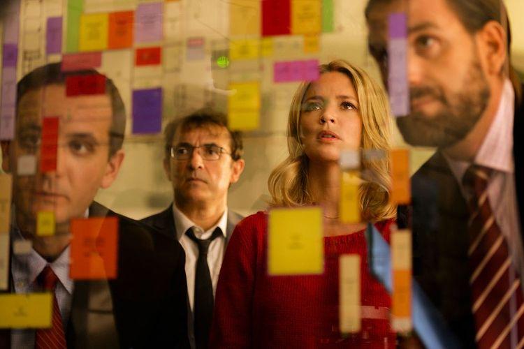 «Adieu les cons» d'Albert Dupontel, 12 nominations.