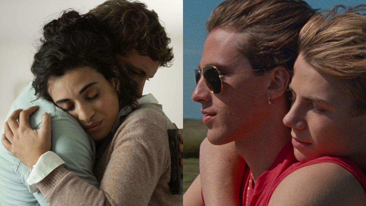 «Les Choses qu'on dit, les choses qu'on fait» d'Emmanuel Mouretet «Eté 85» de François Ozon cumulent à eux deux 25 nominations.