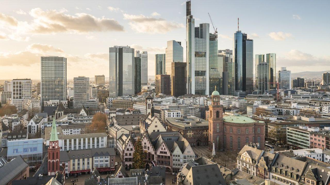 La Banque centrale européenne se satisfait d'un euro sous 1,20 dollar