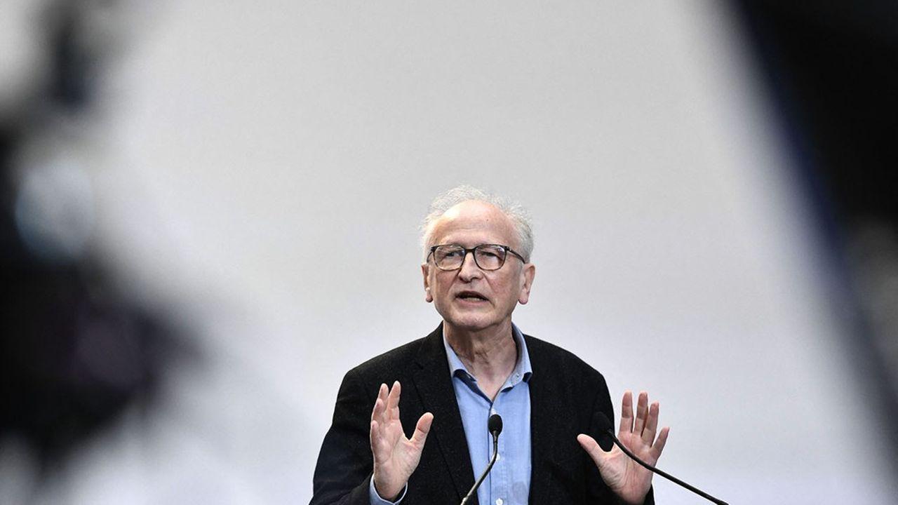 Le professeur Alain Fischer était entendu par la commission des Affaires sociales du Sénat ce mercredi.