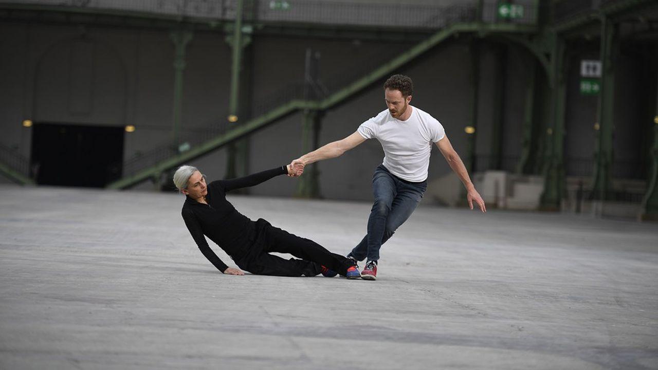 «Partager une histoire de la danse», tel sera le credo du chorégraphe.