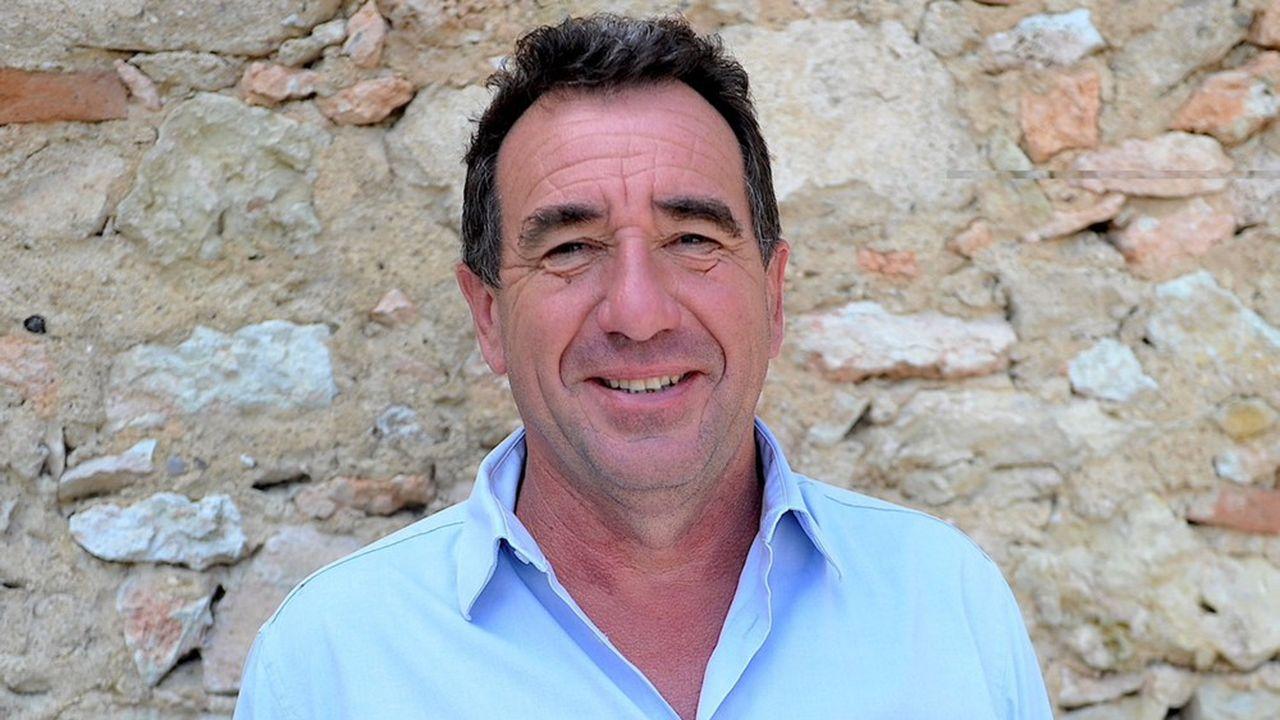 Bruno Le Grand, président et cofondateur de CVasThera.