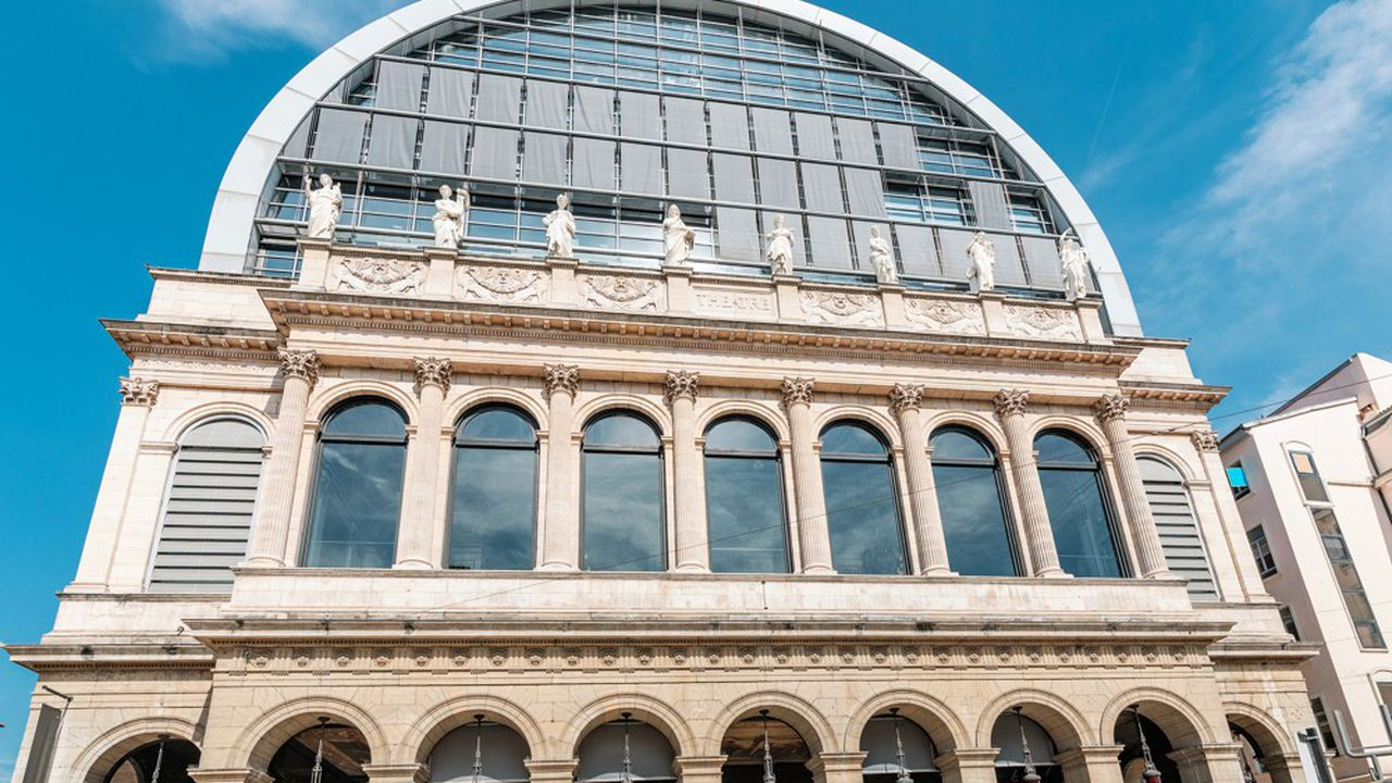 La subventionmunicipale allouée à l'opéra deLyon passera de 7,5millions d'euros à 7millions.