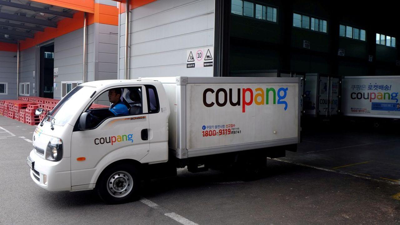 Coupang emploie plus de 15.000 chauffeurs, opère 170 centres de distribution dans 30 villes, 70% de la population coréenne étant à moins de 11 kilomètres de l'un de ses centres.