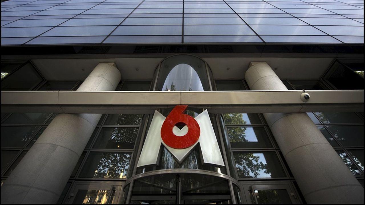 La banque JPMorgan gère le processus de vente de M6.
