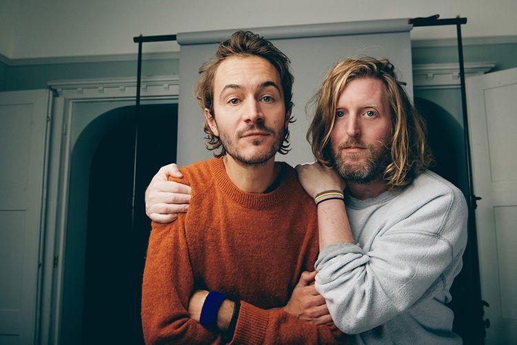 Tom Smith et Andy Burrows. © Rob Baker Ashton/PIAS