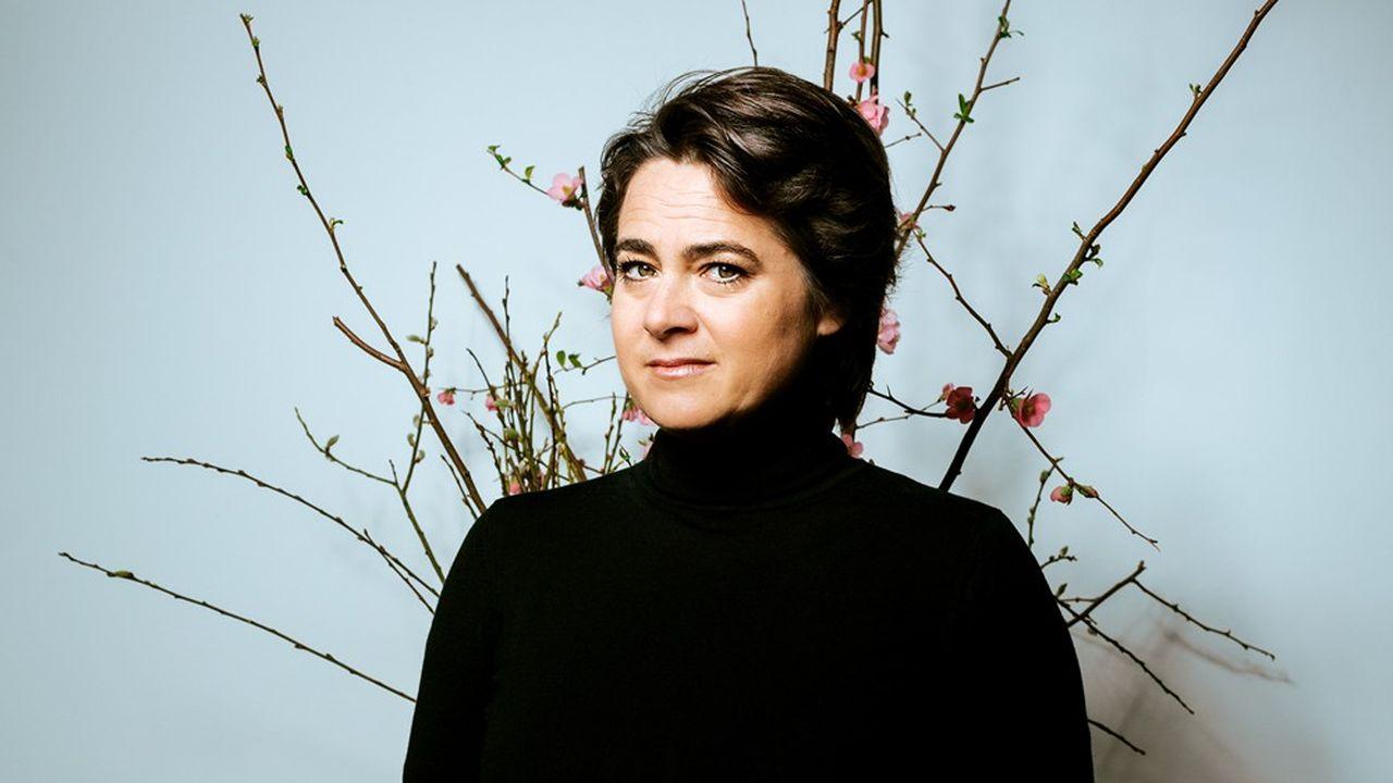 Hortense Harang, fondatrice de Fleurs d'Ici.