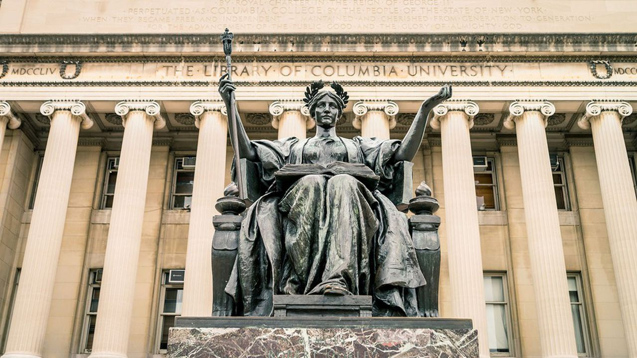 Columbia University, New-York.