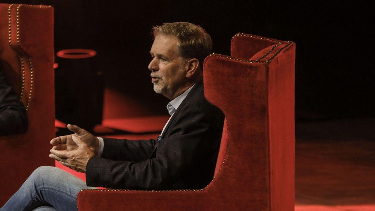 Selon Reed Hastings, cofondateur et co-CEO de Netflix, un boss est là pour suggérer et non pour imposer.