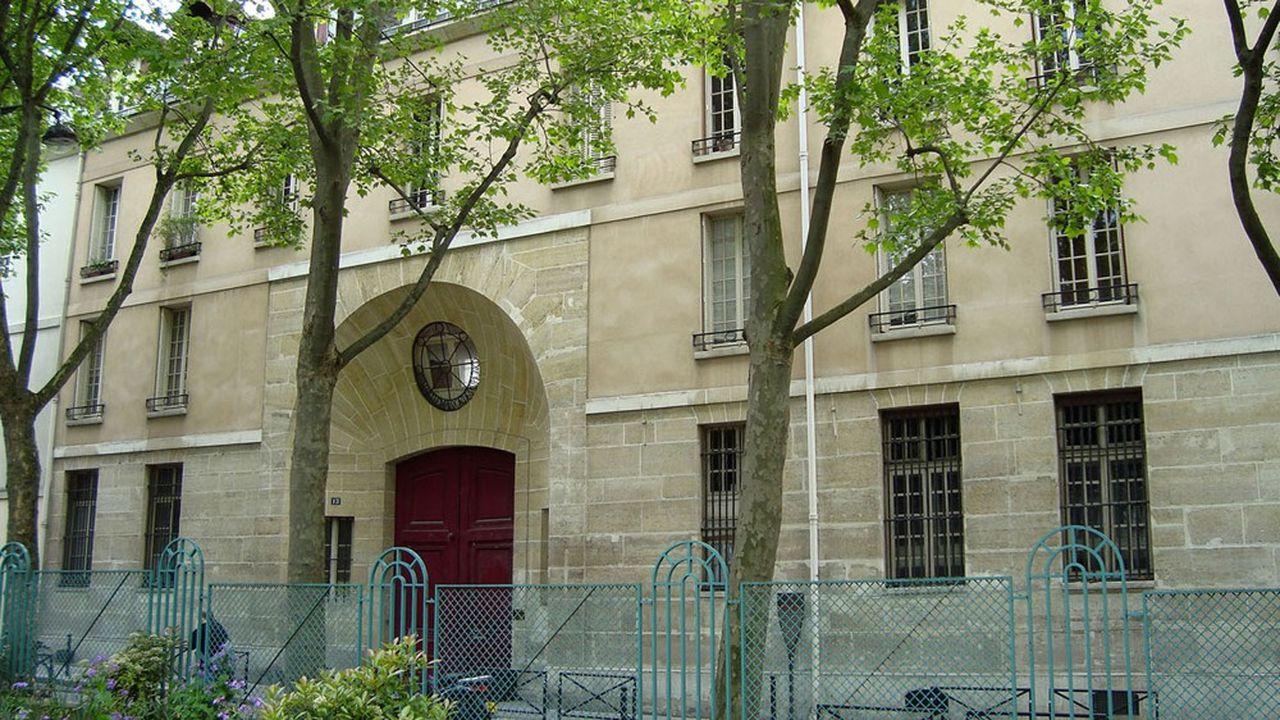 GDG a racheté l'hôtel Scipion 60,5millions d'euros pour y créer un campus.
