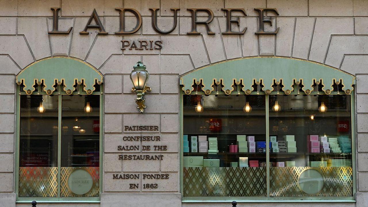 Stéphane Courbit veut s'offrir Ladurée et ses macarons - Les Échos