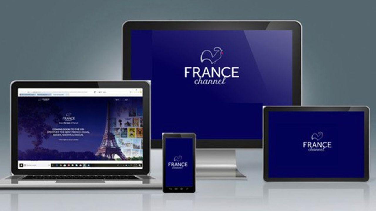France Channel est le premier service de SVoD de la jeune pousse France Channel, créée par un ancien dirigeant de France Télévisions.
