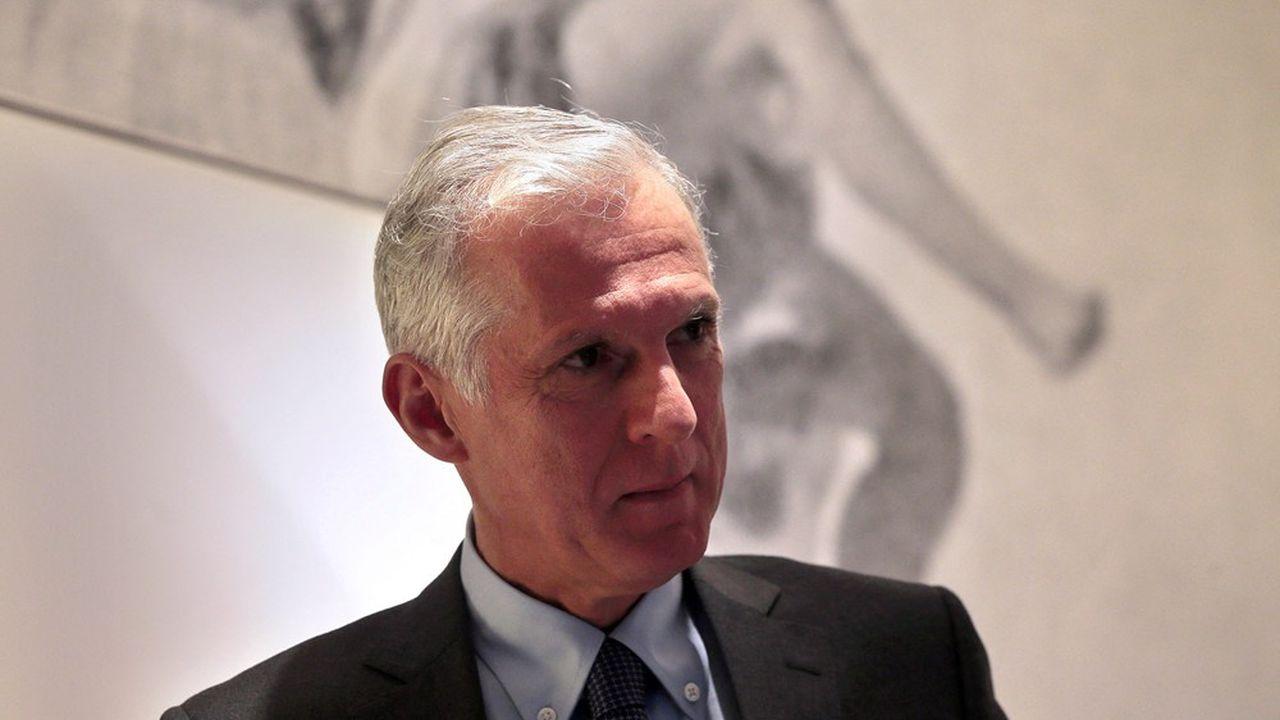 Gilles Schnepp, soixante-deux ans, a réalisé l'essentiel de sa carrière chez Legrand.