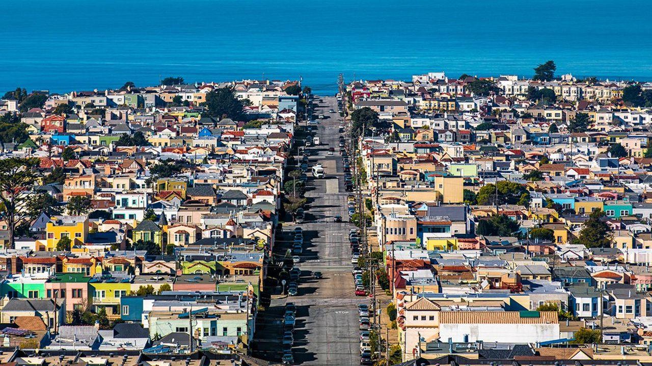 Le seul réchauffement climatique pourrait accroître le niveau marin de 300millimètres d'ici à 2050 sur le littoral de San Francisco.