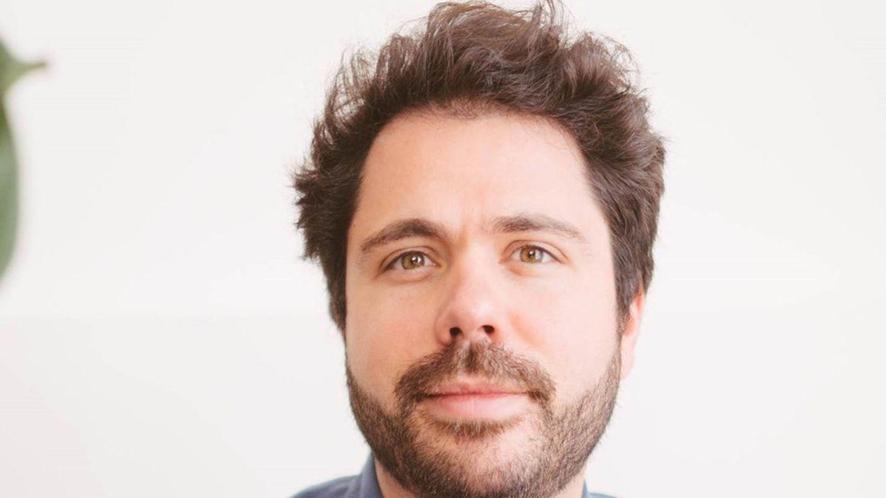 Maxime Marchand, président-fondateur de la start-up marseillaise Mão Boa.