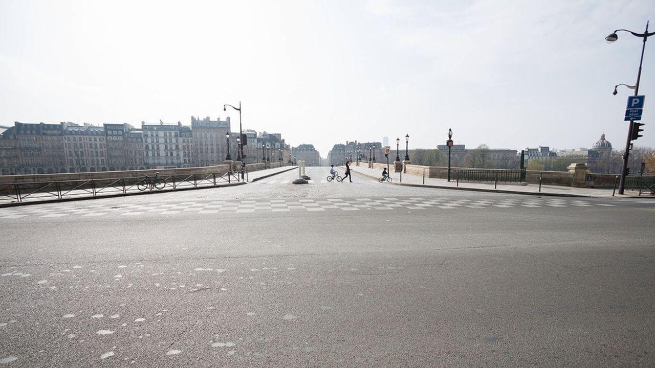 Le 17 mars 2020, la France entière s'est retrouvée confinée pour deux mois.