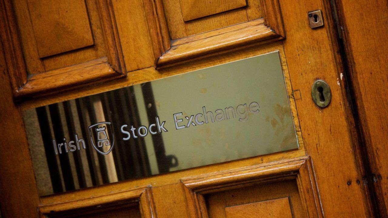 Les actions de 50 sociétés cotées sur la Bourse de Dublin verront désormais leur règlement livraison effectué à Bruxelles et non plus à Londres.