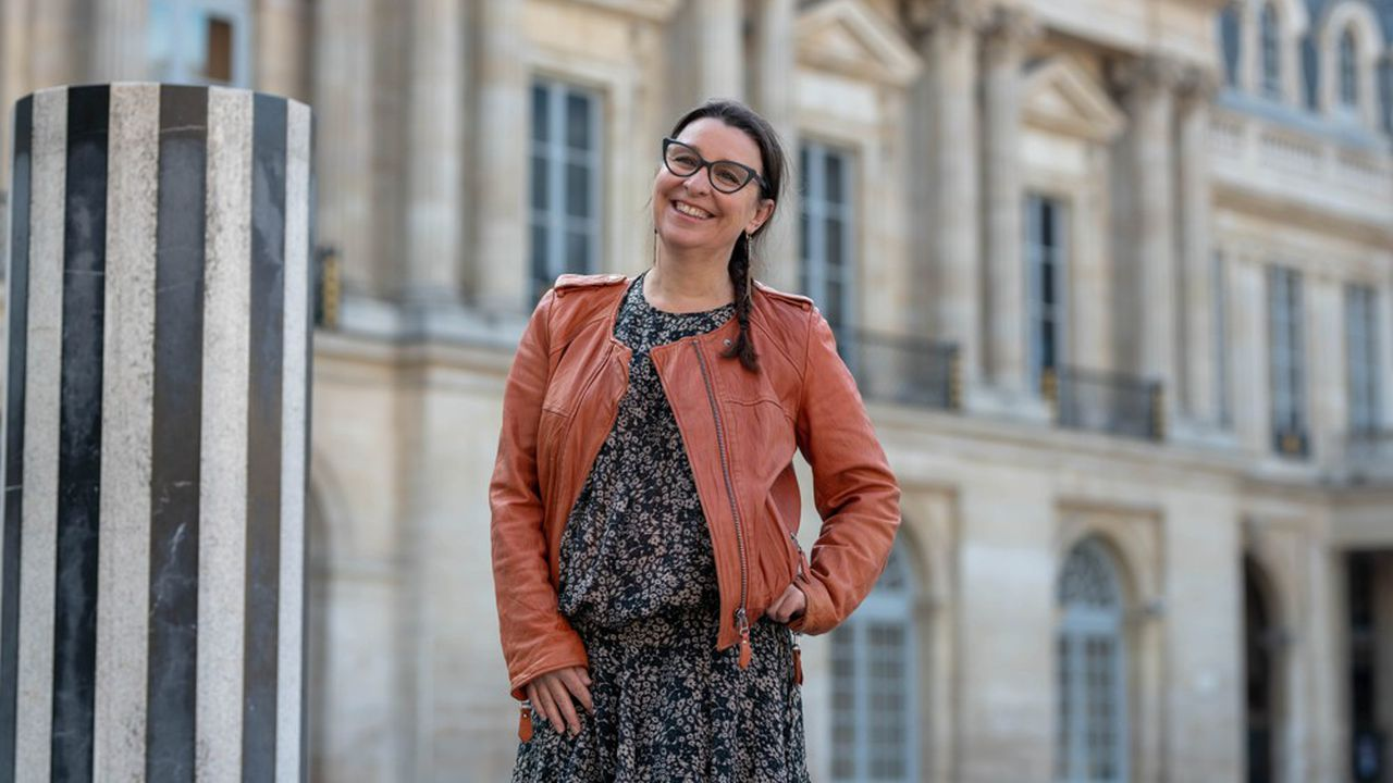 Emmanuelle Assier a commencé des études d'architecture à 42 ans. Des études dont elle rêvait depuis son adolescence.