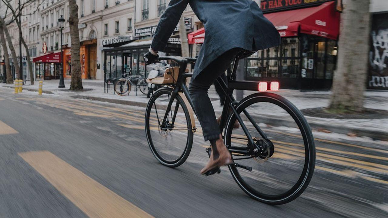 Après le BtoC, Angell veut proposer ses vélos aux entreprises.