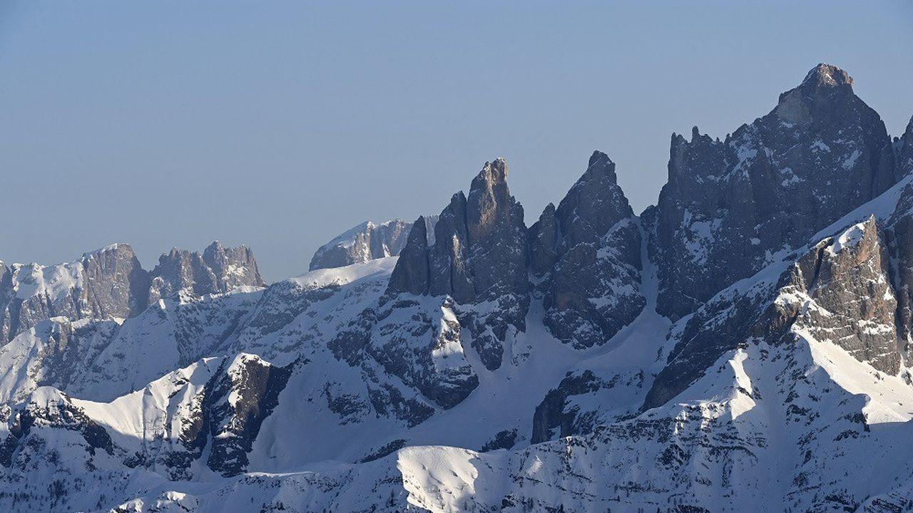 Les scientifiques se sont appuyés sur les données de 2.000 stations météo reparties sur l'ensemble des Alpes.