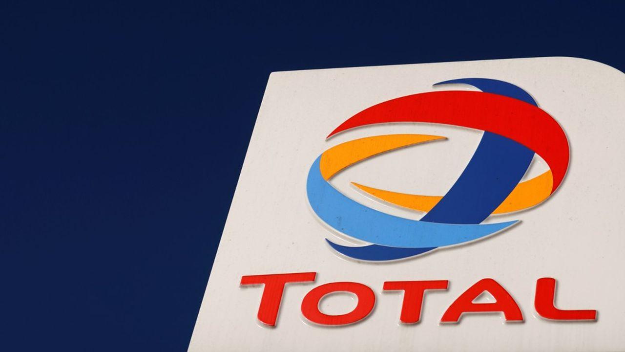 Total va déposer une résolution climatique.