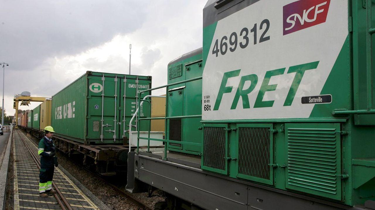 Ermewa loue des wagons pour les opérateurs de fret. La SNCF souhaite s'en séparer et espère en tirer quelque 2,5milliards d'euros.