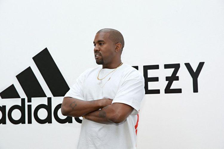Kanye West a signé un partenariat très lucratif avec Adidas