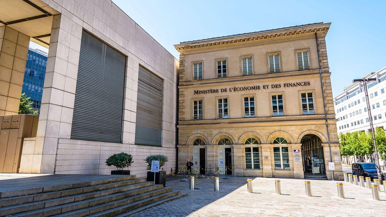 Dans ses prévisions publiées en début de semaine, la Banque de France tablait sur un acquis de croissance à la fin du premier semestre 2021, de 5,5%.