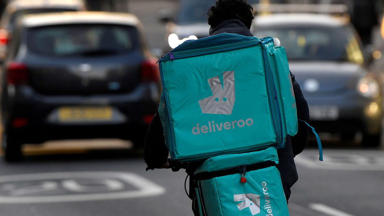 La valeur totale des commandes reçues sur la plateforme Deliveroo a bondi de 121% en janvier et février sur un an.