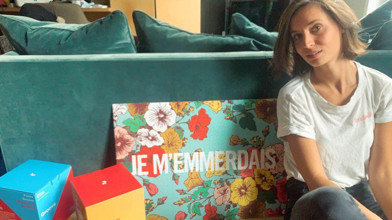 Manon Allender, ancienne participante de Koh-Lanta, a lancé son entreprise de puzzles 100% français.